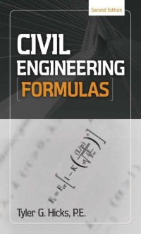 Image of Civil Engineering Formulas